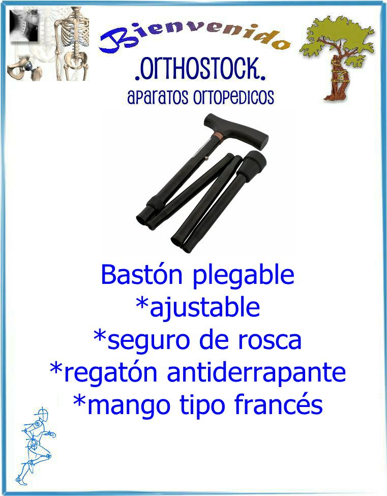 BASTON PLEGABLE